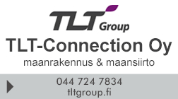 TLT-Connection Oy logo