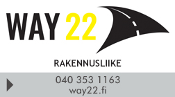 WAY 22 Oy logo