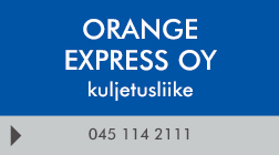 Orange Express Oy logo