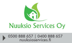 Nuuksio Services Oy, Nuuksion Huolto logo
