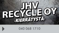 JHV Recycle Oy logo